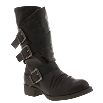 womens blowfish black kasbah boots