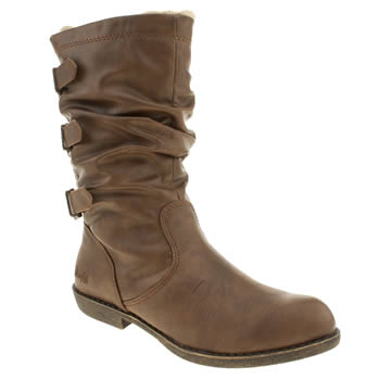 womens blowfish tan altimont boots