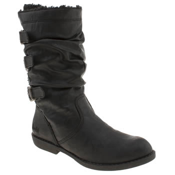 womens blowfish black altimont boots