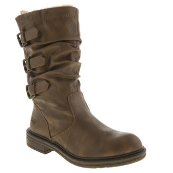 Womens Blowfish Tan Falta Boots