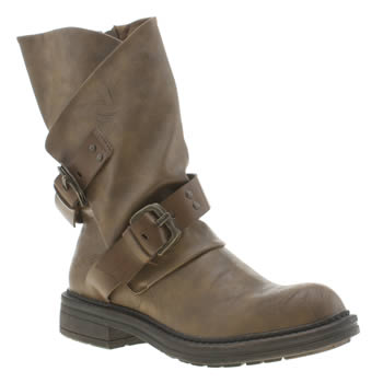 Womens Blowfish Tan Forta Boots