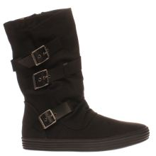 Blowfish Black Orlando Womens Boots
