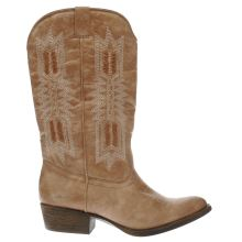 Coconuts Light Tan Chief Womens Boots
