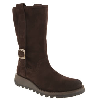 womens fly london brown sminx sraf boots