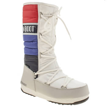 Moon Boot Multi We Quilted Boots