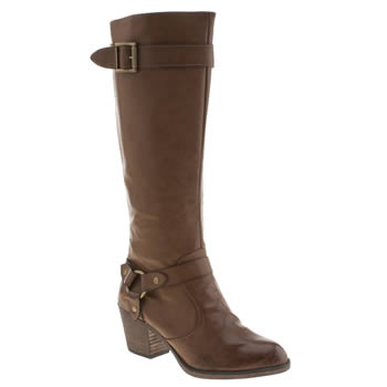Womens Rocket Dog Brown Sebastian Boots