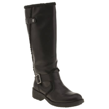 Rocket Dog Black Teyla Boots