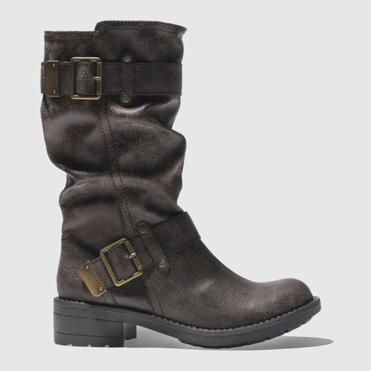 Rocket Dog Brown Trumble Boots