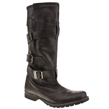 Womens Red Or Dead Black Louisa Ii Boots
