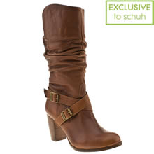 Tan Red Or Dead Bounty Boots
