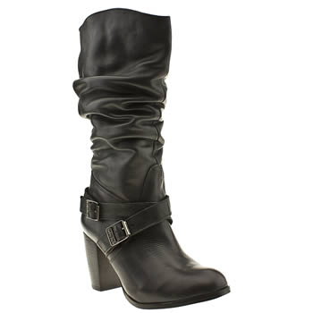 Womens Red Or Dead Black Bounty Boots Boots