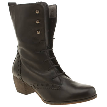 Red Or Dead Black Harriet Hope Boots