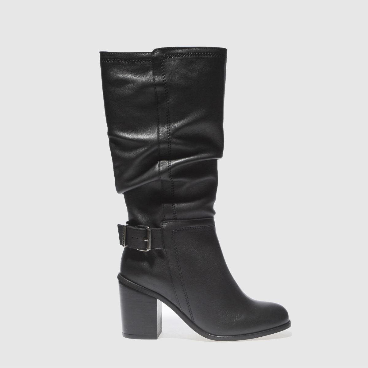 red or dead black barnaby boots