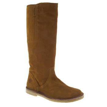 Red Or Dead Tan Wendy Wednesday Womens Boots