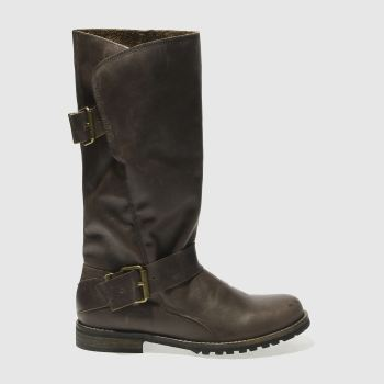 Red Or Dead Brown Daphne Womens Boots