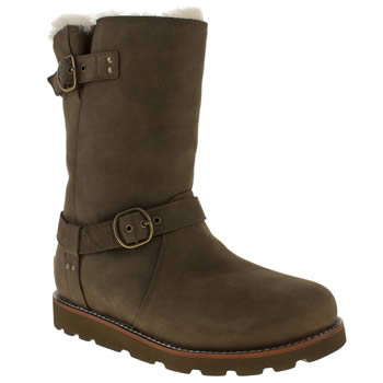 womens ugg australia brown noira boots