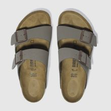 Birkenstock Khaki  Arizona Womens Sandals