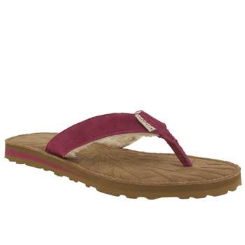 Pink Sadal Shoe - Schuh