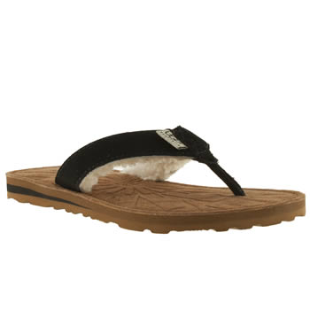 womens ugg australia black tasmina sandals