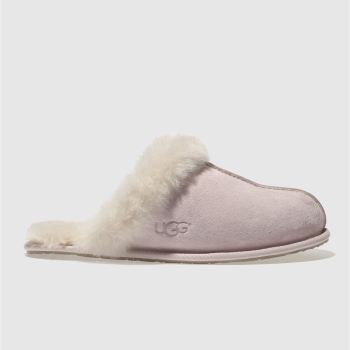 Ugg Pink Scuffette Womens Slippers
