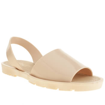 Womens Schuh Natural Pop Sandals