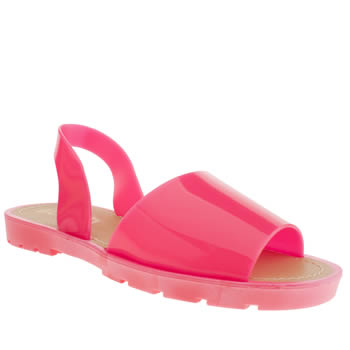 Womens Schuh Pink Pop Sandals