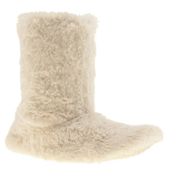 Womens Schuh Natural Laid Back Slippers
