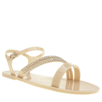 Womens Schuh Natural Houston Sandals