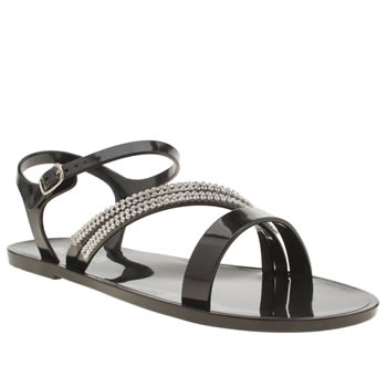 Schuh Black Houston Sandals