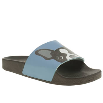 Womens Schuh Blue Dream Boat Sandals