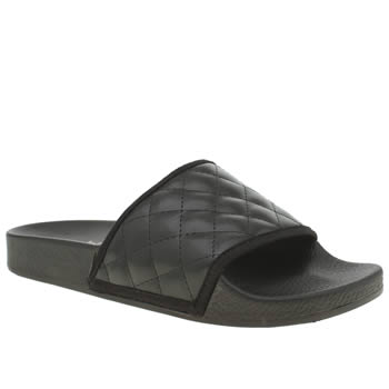 Womens Schuh Black Dream Boat Sandals