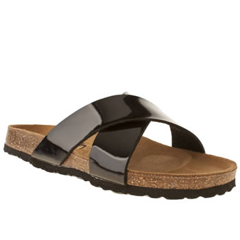 Womens Schuh Black Sandcastle Sandals