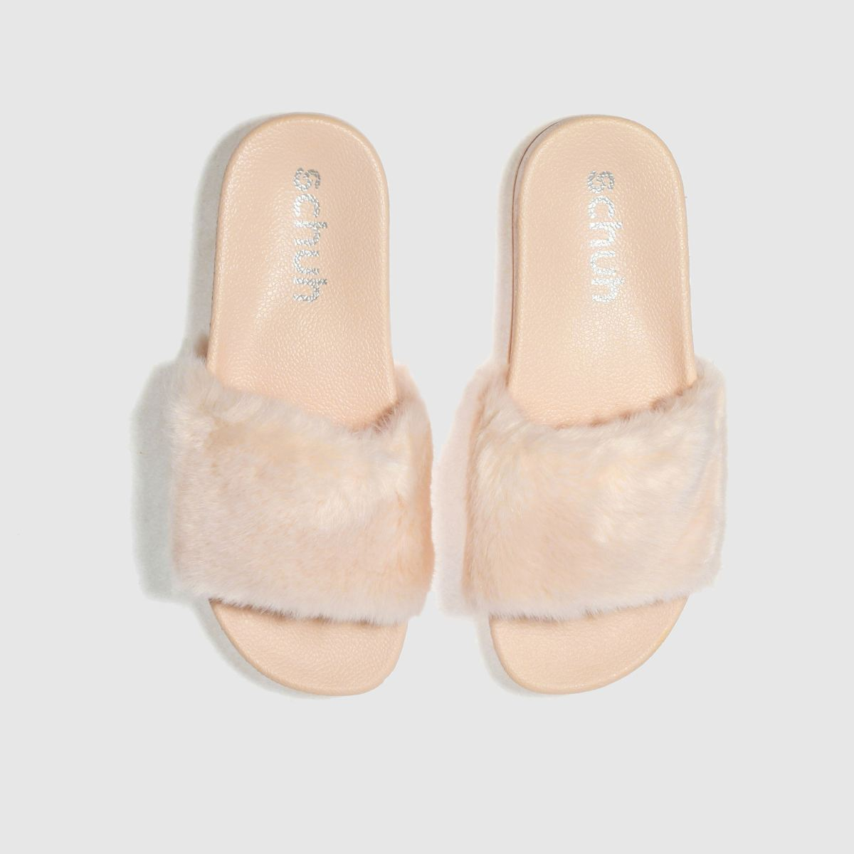 Schuh Pale Pink Blurry Sandals