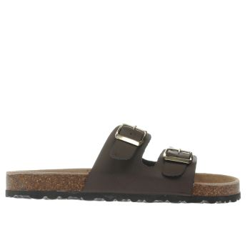 Schuh Brown Hawaii Sandals