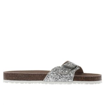 Schuh Silver Cornwall Sandals