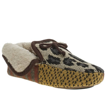 Schuh Multi Jungle Slippers