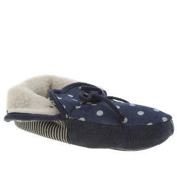 Schuh Blue Jungle Slippers