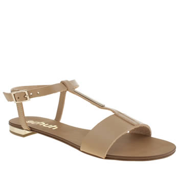 Womens Schuh Natural Rhodes Sandals