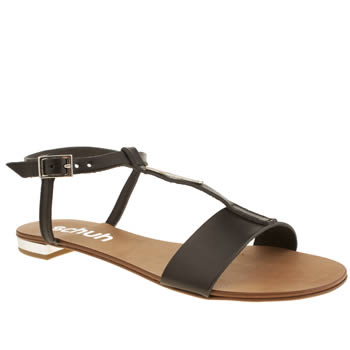 Womens Schuh Black Rhodes Sandals