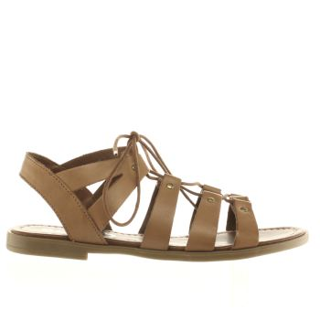 Schuh Tan Grand Slam Sandals