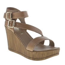 Schuh Tan Twilight Womens Sandals