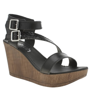 Schuh Black Twilight Sandals