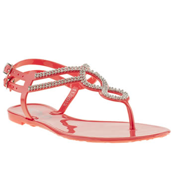 womens schuh pink sunshine sandals