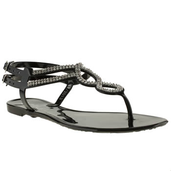 womens schuh black sunshine sandals