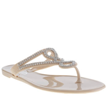 Womens Schuh Natural Sunrise Sandals