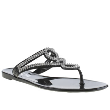 Schuh Black Sunrise Sandals