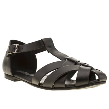 Womens Schuh Black Sugar Sugar Sandals