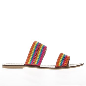 Schuh Pink & Orange BRIGHT IDEA Sandals