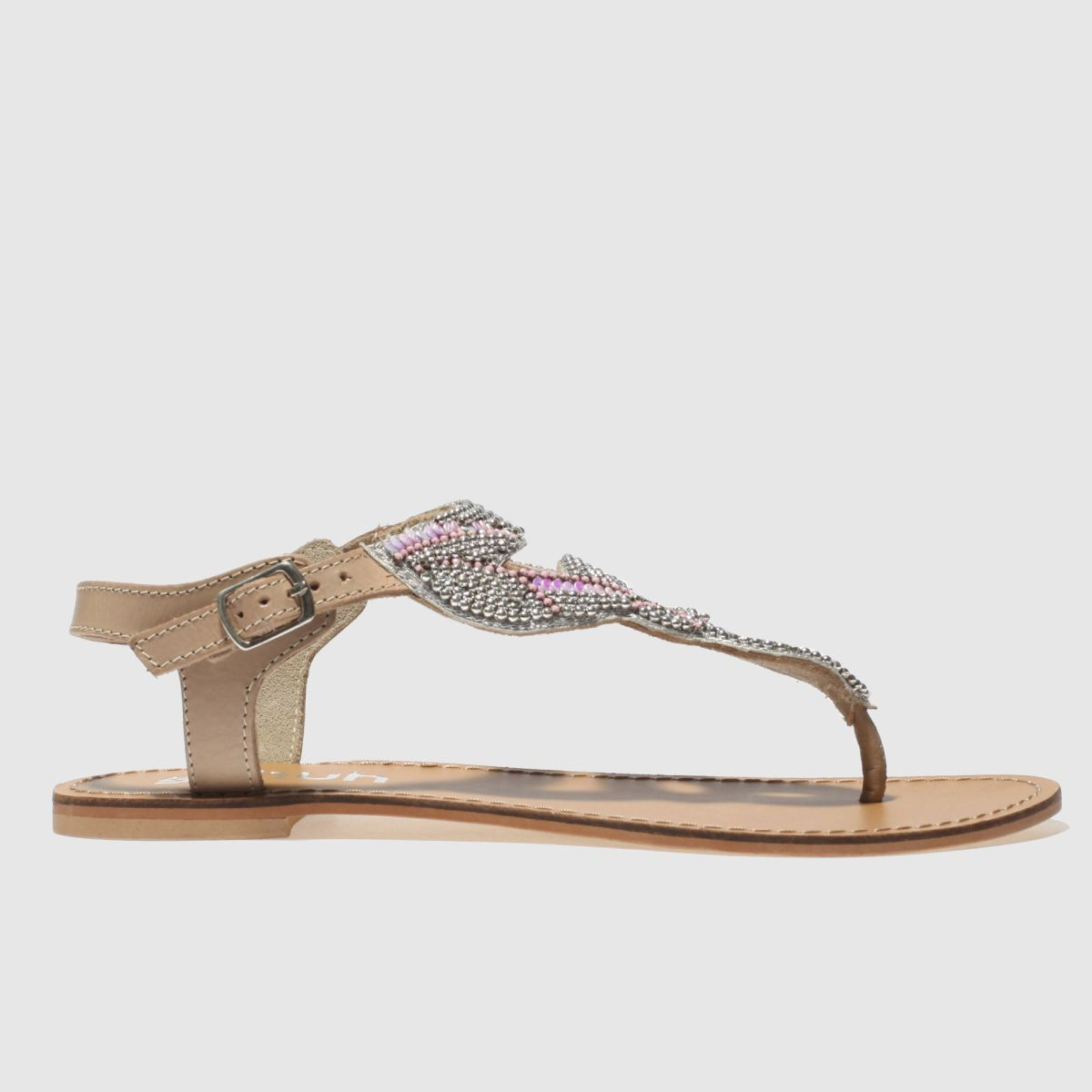 Schuh Silver Brilliance Sandals