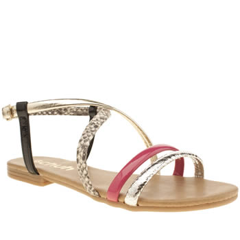 Womens Schuh Multi Essential Sandals